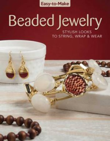 Easy To Make Beaded Jewelry by Kristine; Eno-Wolf, Jennifer; Pem Regan