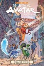 Avatar The Last AirbenderImbalance Part One