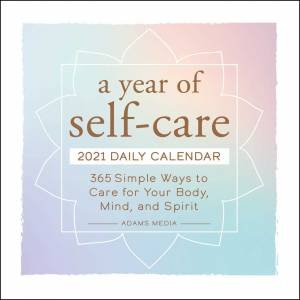 Year Of Self-Care 2021 Daily Calendar
