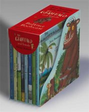 The Gruffalo and Friends Bedtime Bookcase