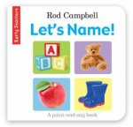Early Starters: Let's Name! by Rod Campbell