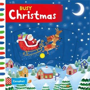 Busy Christmas by Angie Rozelaar