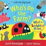 Whos On The Farm A What The Ladybird Heard Book