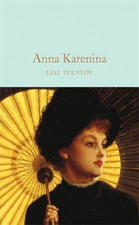 Macmillan Collector's Library: Anna Karenina