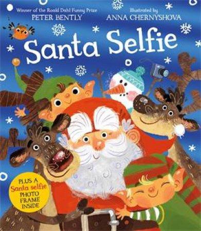 Santa Selfie by Anna Chernyshova & Peter Bently