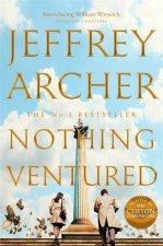 Nothing Ventured by Jeffrey Archer