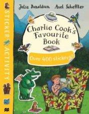 Charlie Cooks Favourite Book Sticker Book
