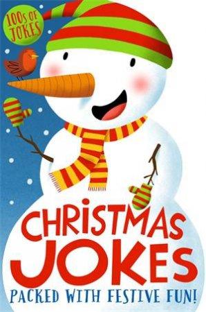 Christmas Jokes by Macmillan & Macmillan Children's Books