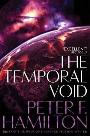 The Temporal Void by Peter Hamilton