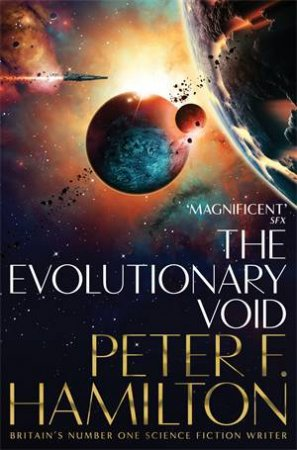 The Evolutionary Void by Peter Hamilton