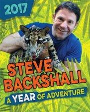 Steve Backshall Annual 2017 by Steve Backshall