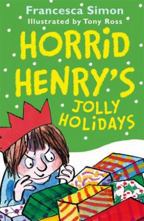 Horrid Henry's Jolly Holidays