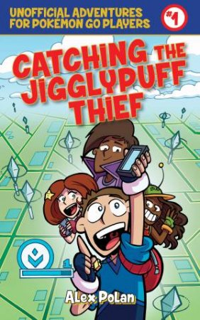 Catching The Jigglypuff Thief