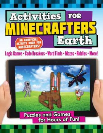 Activities For Minecrafters: Earth by Erin Falligrant