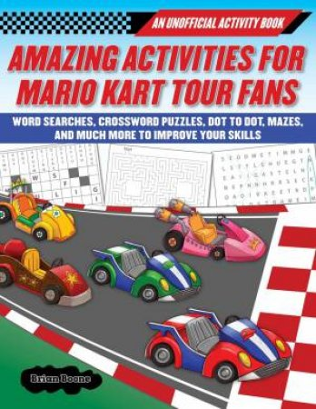 Amazing Activities For Fans Of Mario Kart Tour by Brian Boone