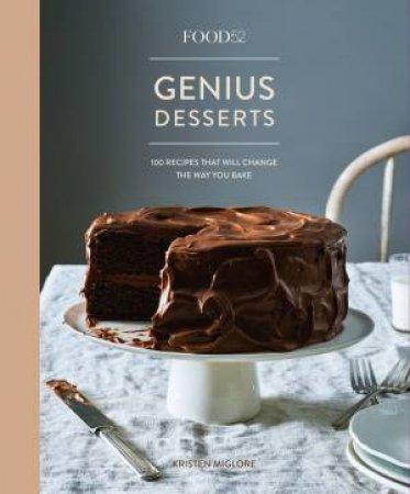 Food52 Genius Desserts by Kristen Miglore