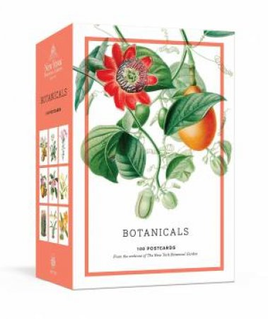 Botanicals: 100 Postcards From The Archives Of The New York Botanical Garden by Various