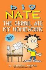 Big Nate The Gerbil Ate My Homework