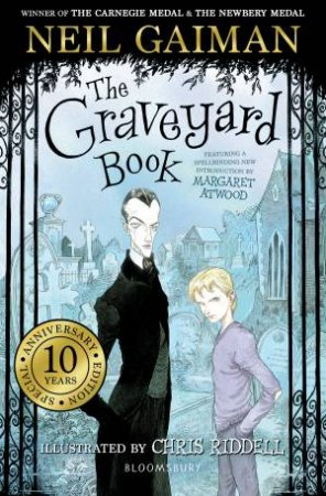 The Graveyard Book (10th Anniversary)