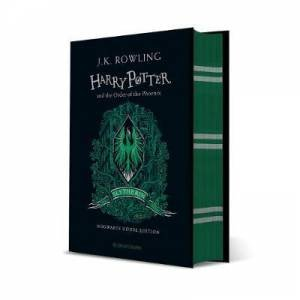 Harry Potter And The Order Of The Phoenix: Slytherin Edition