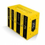 Harry Potter Hufflepuff House Editions Paperback Box Set