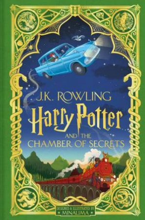 Harry Potter And The Chamber Of Secrets (MinaLima Edition)
