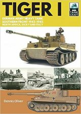 Tiger I German Army Heavy Tank Southern Front 19421945 North Africa Sicily And Italy