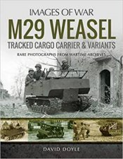 M29 Weasel Tracked Cargo Carrier And Variants