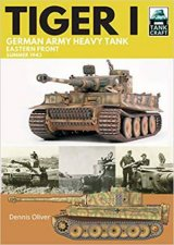 Tiger I German Army Heavy Tank Eastern Front Summer 1943
