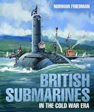 British Submarines In The Cold War Era