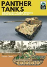 Panther Tanks Germany Army Panzer Brigades Western And Eastern Fronts 19441945
