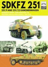 SDKFZ 251   2519 And 25122 Kanonenwagen