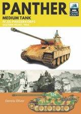 Panther Medium Tank IV SSPanzerkorps Eastern Front 1944