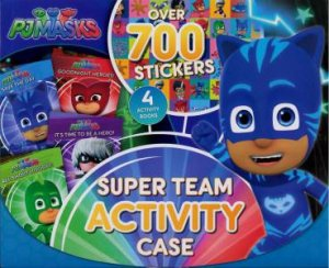 PJ Masks On The Go Activity Case by Various