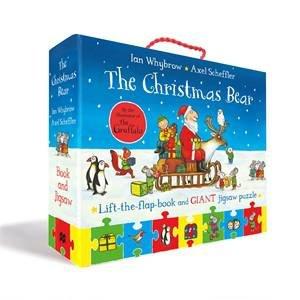 The Christmas Bear Book And Jigsaw Set