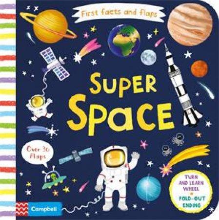 Super Space by Lon Lee