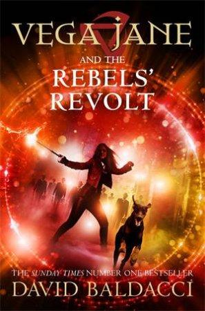Vega Jane And The Rebels' Revolt