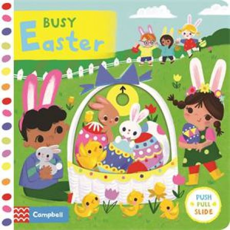 Busy Easter by Jill Howarth