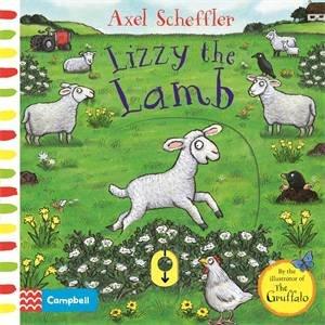 Lizzy The Lamb by Axel Scheffler