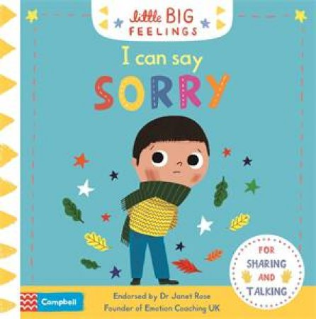 I Can Say Sorry by Marie Paruit