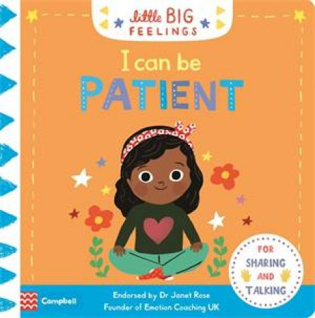 I Can Be Patient by Marie Paruit