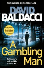 A Gambling Man by David Baldacci