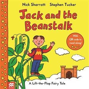 Jack And The Beanstalk by Stephen Tucker & Nick Sharratt