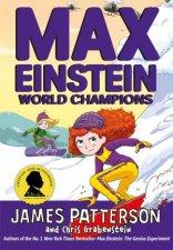 Max Einstein World Champions