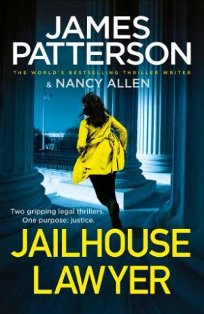 Jailhouse Lawyer by James Patterson