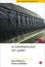 A Criminology of War