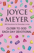 Closer To God Each Day Devotional