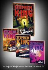Stephen King Classic Collection 14 Boxset