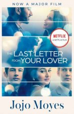 The Last Letter From Your Lover Film TieIn