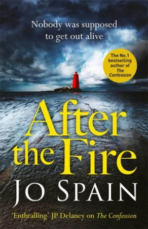 After The Fire by Jo Spain